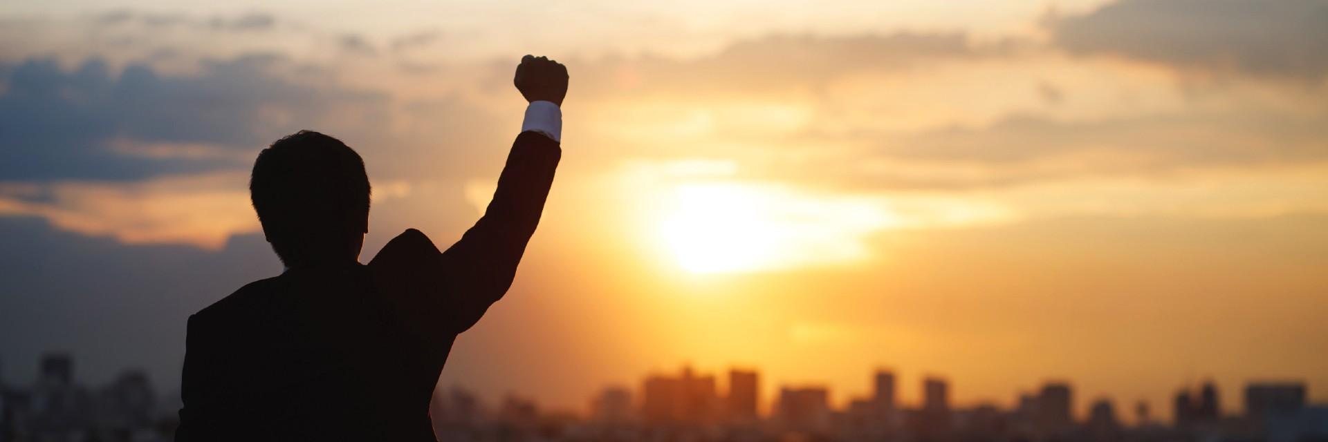 נתינה בניהול מובילה לניצחון בחיים
